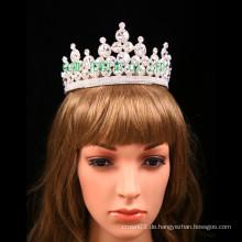 Rhinestone-Haarzusatz-Brautkronenrhinestone-Haar-Zusätze Partei
