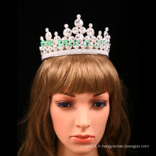 Accessoire de cheveux en strass Bridal Crown Rhinestone Hair Accessories party