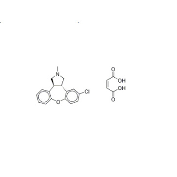 Non-selective 5-HT Receptor Antagonists ASENAPINE MALEATE 85650-56-2