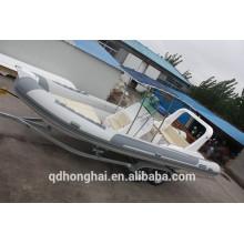 fibre de verre grand luxe gonflable bateaux/yachts