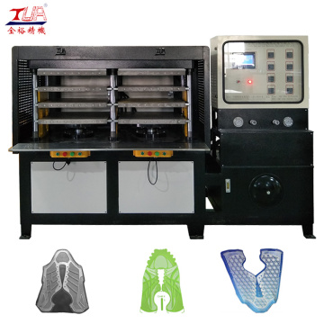 Automatic KPU shoes upper rmoulding machine