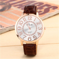 2016 New Quartz Watch Leather Wrist Watch