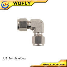 gas connector connecting elbow fittings hydraulic fittings