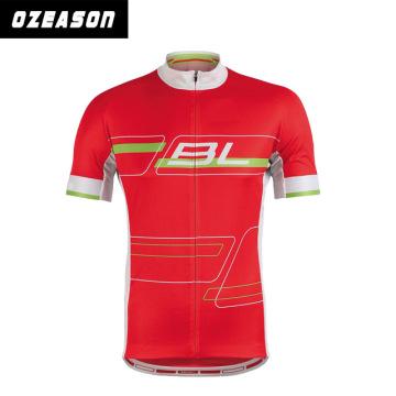 Ozeason Professional Sublimated China Custom Cycling Jerseys