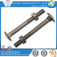Round Head Square Neck Tornillo de carro ASME B18.5