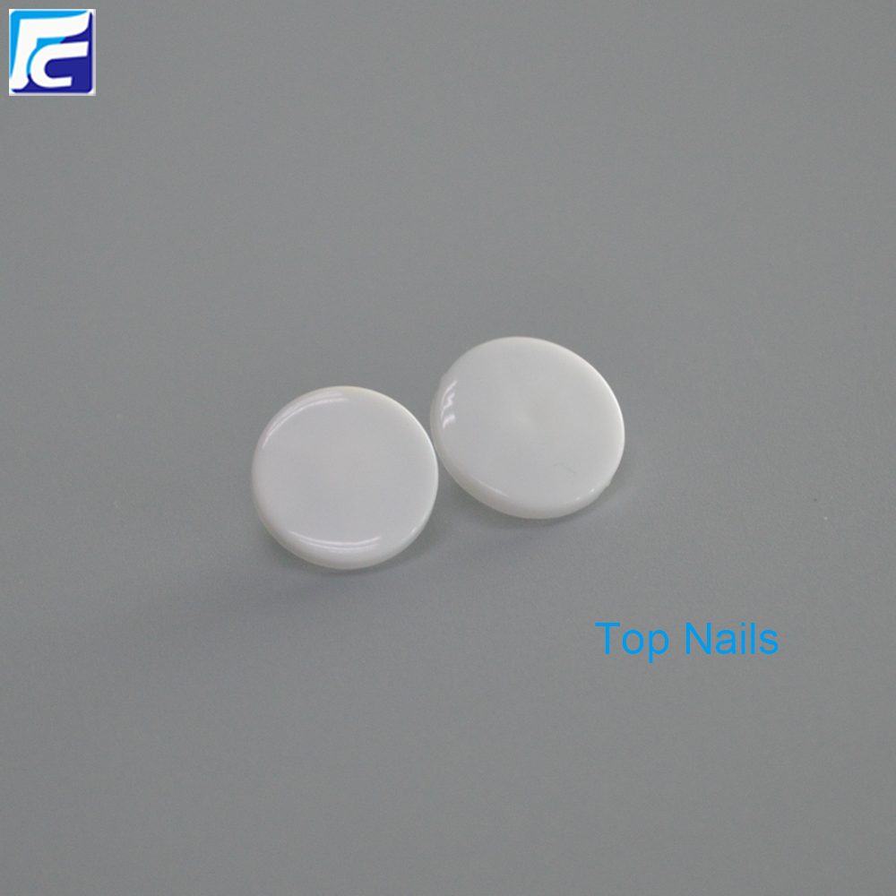 Four Part Plastic Prongs Snap Button