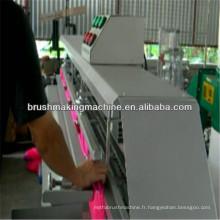Filament de brosse semi-automatique Découpage et séparation de filament deux machine de foncition