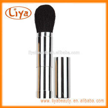 Silber Griff Make-up Tool Foundation Puder-Pinsel