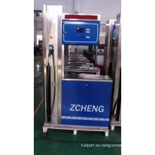 Zcheng color azul doble boquilla GPL dispensador