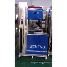 Zcheng Blue Color Double Nozzle LPG Dispenser