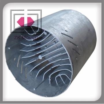 Plafonnier de moulage mécanique sous pression en aluminium CNC