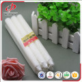 Ev Use Fluted Candle Fluted Beyaz Velas
