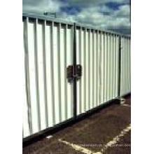 Steel Hoarding