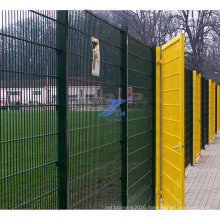High Protective 358 Security Fence