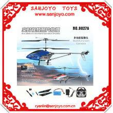 ¡¡JUGUETES CALIENTES!! Helicóptero de 3.5 canales RC con cámara y giroscopio