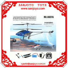 HOT TOYS!! 3.5 channel rc helicopter with camera & gyro