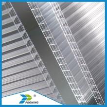sound insulation Polycarbonate sheet for carport