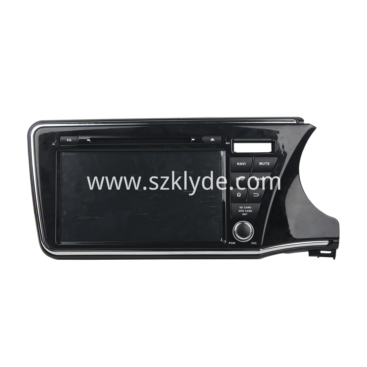 Android 5.1 car DVD player for Honda city 2015