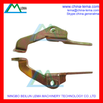 Q235 steel stamping part