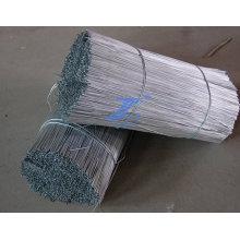 Fabricante de fio de ferro galvanizado cabide