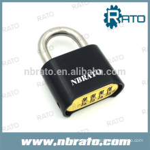 RP-186 Zinc Alloy bottom combination padlock