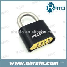 RP-186 Zinc Alloy bottom combination padlock