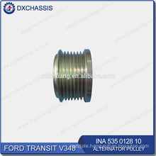 Genuine Transit V348 Alternator Pulley INA 535 0128 10