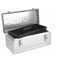 Caja de herramientas de aluminio OEM caja de herramientas de metal personalizado