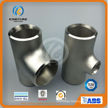 Wp304/304L Stainless Steel Equal Tee Pipe Fitting with Dnv (KT0296)