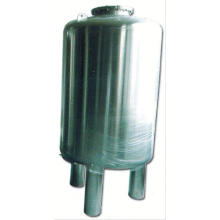 2017 food stainless steel tank, SUS304 2 gallon stainless steel tank, GMP cylindrical tank