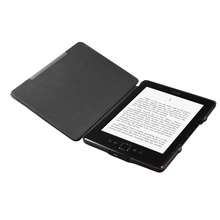 PU Leather Smart Cover Case for Kindle Voyage Case