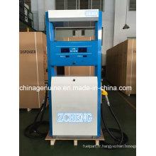 Distributeur de carburant avec imprimante