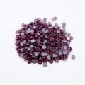 De Bonne Qualité Vente chaude Plat Retour Perles Cabochons ABS Flatback Perles pour Artisanat, Z20-Raisin Violet
