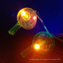 Led Flashing Whistle Halskette
