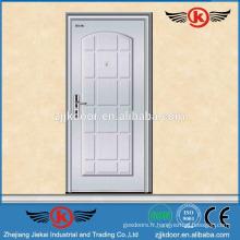 JK-SS9005 Acier inoxydable Sécurité Porte extérieure en métal Usé Résidentiel