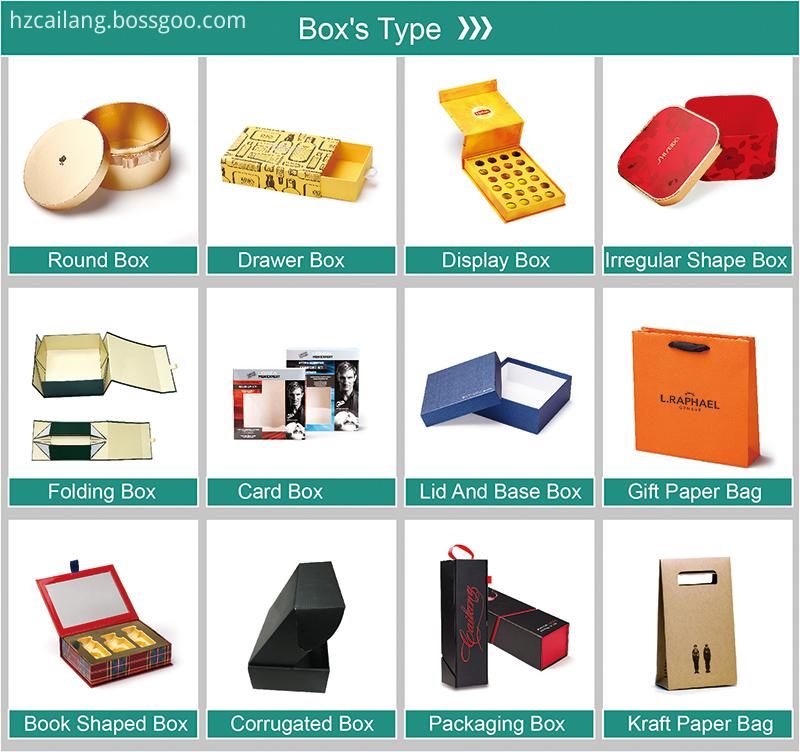 1 Box S Type