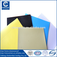 PVC membrana de impermeabilización para techos