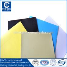 PVC membrana de impermeabilização de telhados
