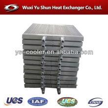 Resfriador de óleo hidráulico / escavador de lâmina de placa trocador de calor / escavadeira de alumínio radiador / escavadeira peças sobressalentes / escavadeira refrigerador
