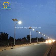Lumières solaires imperméables de poteau de drapeau de l'IP67 50W LED