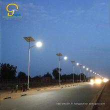 Lumières solaires imperméables de Polonais de drapeau de l'IP67 50W LED