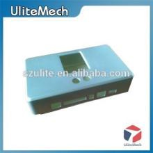 Shenzhen cnc prototipo de caja de plástico rápido