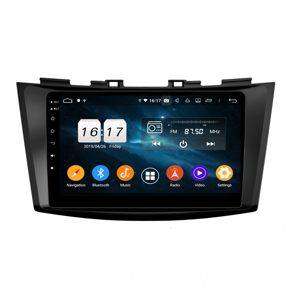 android car radio for SWIFT