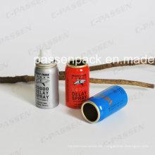 Envase de aerosol de aluminio para envasado en spray médico (PPC-AAC-032)