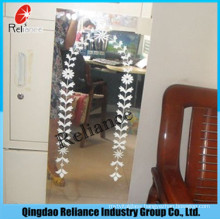 1.5mm/1.8mm Designed Mirror/Printed Mirror /Sheet Mirror /Aluminum Mirror /Silver Screen Mirror /Furniture Mirror