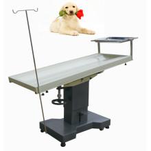Table d'opération chirurgicale DWV vétérinaire animale