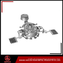 Reasonable & acceptable price factory directly non-ferrous metal casting