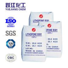 Lithopone de alta calidad del precio de fábrica (B311, B301)