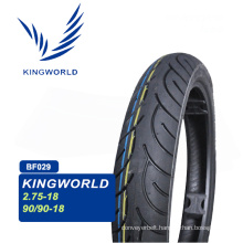 Size 90/90-18 Tube Type Front Motorcycle Tire