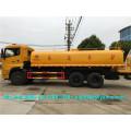 Горячая продажа Euro IV 18000 литровая цистерна для перевозки воды / dongfeng 6x4 продажа питьевой воды в Бразилии